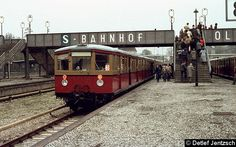 Olympia, S Bahn, Public Transport, Trains, Transportation, World, History, The World, Earth