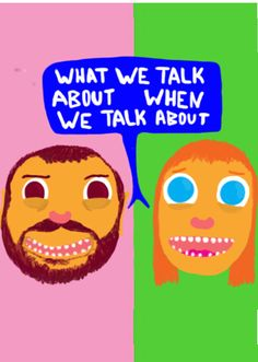 What We Talk About When We Talk About (Alice May Connolly & Eamonn Marra)