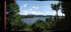 Long Pond Jackman Maine