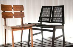 Cadeiras de Zanini de Zanine