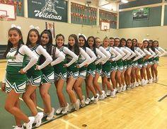 Cheerleading Uniforms, Team Wear, Basketball Court, Instagram Posts, Sports, Hs Sports, Sport