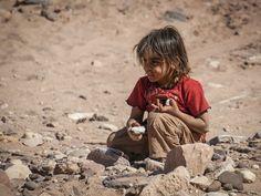 El niño salvaje de Petra