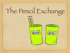 A classroom management strategy movie that will hopefully end the pencil sharpening disruptions in class:)
