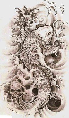 эскизы тату япония: 22 тыс изображений найдено в Яндекс.Картинках