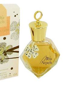 Van-Cleef-Arpels/Miss-Arpels * floral, green, fresh, fresh spicy, white floral