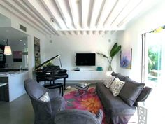 37 Best Ceiling Exposed Beams Painted White Ideas House Interior Interior House Design