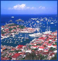 Port Gustavia, St. Barths