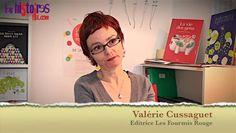 Valérie Cussaguet : Editions Les Fourmis Rouges - Vidéo Dailymotion