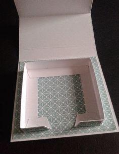 Zettelbox anleitung italienisch le timbrine di Impronte: Easel card porta post-it di Annalisa