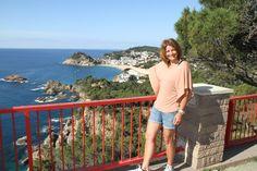 Vackra Tossa de Mar, Spanien