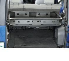 Rampage Products Rear Interior Sport Rack for 07-10 Jeep® Wrangler Unlimited JK 4-Door $240