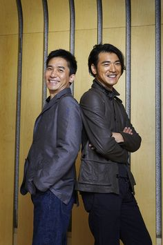 Takeshi & Tony Leung