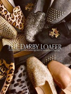 I might wear a derby loafer.
