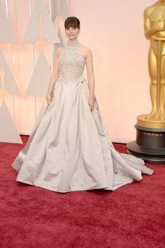 09762796d60e42 The Best and Worst Dressed at the 2015 Oscars. Felicity JonesRed Carpet  FashionOscar FashionAsos FashionDress ...