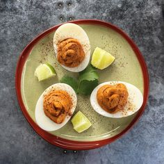 special tonight  ancho chile deviled eggs by lonestar_cambridge March 01 2016 at 10:23AM