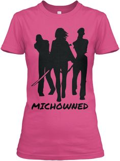 MICHOWNED zombie pet tshirt available in women's and men's tshirts.  Now in more colors!