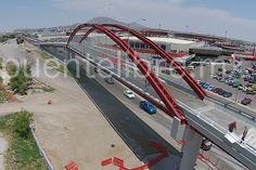 El #Abejorro capta el distribuidor vial Sanders #Juarez #PuenteLibre #noticias