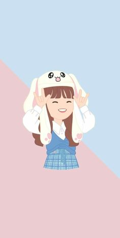 Yabuki Nako wallpaper (Credits to the real owner/s)<br> Kawaii Wallpaper, Galaxy Wallpaper, Cartoon Wallpaper, Iphone Wallpaper, Japanese Girl Group, Kpop Fanart, Beautiful Sky, The Wiz, Cute Cartoon