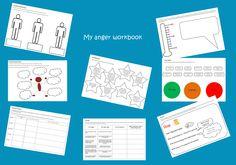 My anger workbook - item 39 - Elsa Support