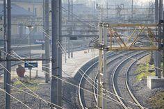 """44. Two Roads by Mixmax3d.deviantart.com on @DeviantArt  """"44. Two Roads"""" by Mixmax3d http://mixmax3d.deviantart.com/art/44-Two-Roads-655381237 #rail #mixmax3d #challenge #photography #100themeschallenge"""