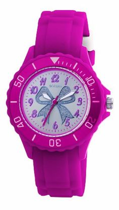 Tikkers Girls Hot Pink Rubber/Silicon Strap Watch with Glitter Bow TK0033 has been published to http://www.discounted-quality-watches.com/2012/03/tikkers-girls-hot-pink-rubbersilicon-strap-watch-with-glitter-bow-tk0033/