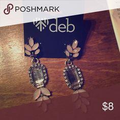 Light pink dangle earrings Light pink dangle earrings Jewelry Earrings