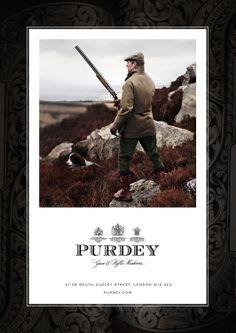 Paul Barry Design - Purdey