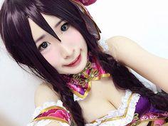 Anime:Love Live!ラブライブ! Character:Nozomi Tojo 東條希 Cosplayer: Hotama Kitazono  I'm Japanese cosplayer :) I wanna introduce you Japanese cosplay cultures! Thanks  Follow me #animecosplay #lovelive #nozomitojo #cosplay #cosplayer #cosplayers #cosplaygirl #japan #japanese #kawaii #followme #model #japanesemodel #japanesecosplay #anime #animegirl #follow #instagram #followalways #like #sexy