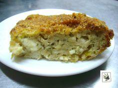 Ζucchini pie #greekbreakfast, #vegetarian