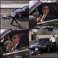 Mozzie. White Collar...this scene made me laugh so hard!!!