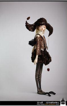 Bjd de la compagnie Doll Chateau