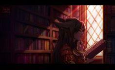 Book thief by Kate-FoX