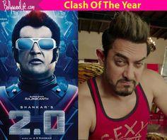 Biggest box office clash alert! Aamir Khan to take on Rajinikanth this Diwali #FansnStars