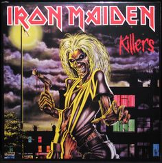 Northern Volume - Iron Maiden - Killers (180g Vinyl LP Record), $27.95 (https://www.northernvolume.com/iron-maiden-killers-180g-vinyl-lp-record/)