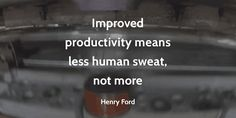 productivity quotes - henry-ford