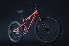 Bucksaw Carbon Salsa full suspension fat bike(3)
