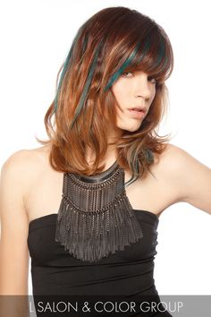 8 Best Spring Hairstyles for 2017 – Cute Spring Haircuts - Hair Models Fall Hair Colors, Cool Hair Color, Brown Hair Colors, Hair Colour, Latest Haircuts, Latest Hairstyles, Cool Hairstyles, Short Curly Haircuts, Long Layered Haircuts