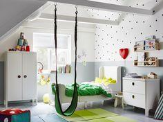 GUNGGUNG schommel | IKEA IKEAnl IKEAnederland inspiratie wooninspiratie knuffel knuffels spelen speelgoed knutselen cadeau cadeautje kado tip