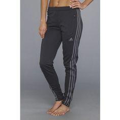 adidas Tiro 13 Training Pant Women's Workout, Navy featuring polyvore, fashion, clothing, activewear, activewear pants, navy, logo sportswear, adidas activewear, adidas and adidas sportswear