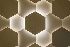 possible ceiling in surgeries. Joshua Florquin adds hexagonal-patterend ceiling to Les Dada East hair salon in Paris Ceiling Plan, Ceiling Tiles, Ceiling Beams, Ceilings, Ceiling Cladding, Plafond Design, False Ceiling Living Room, Wall Lights, Ceiling Lights