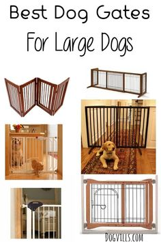 Finding it hard to choose a dog gate for a large dog? Read our list of the best dog gates for large breeds