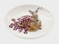 Animal bowls   Porzellan Manufaktur Nymphenburg