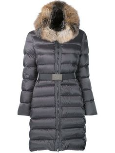 MONCLER 'Tinuviel' padded coat. #moncler #cloth #coat