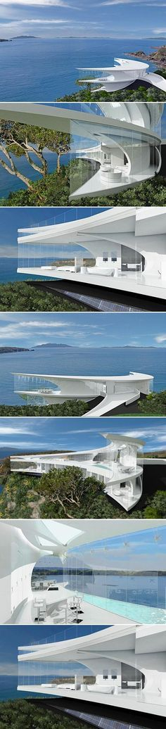 Vivienda de lujo con super vistas al mar – New Zealand