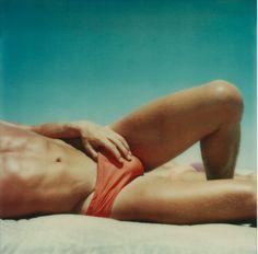 Vintage Polaroids Capture Fire Island's Historic Queer Haven