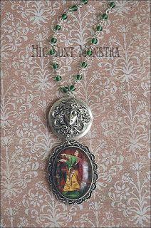 Hic Sunt Monstra ©: Morgana La Fata, mito e leggenda - Morgan Le Fay: inspired by legends