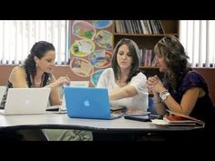 Watch how these teachers collaborate online and in school.