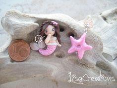 little rose mermaid by LisaCreations.deviantart.com on @deviantART
