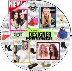 """""""The Polyvore Designer Collective"""" by karineminzonwilson ❤ liked on Polyvore"""