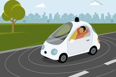 5) The google self driving car is very environmental friendly. It safes the environment and gives you a tour around town. #environment #googleproduction